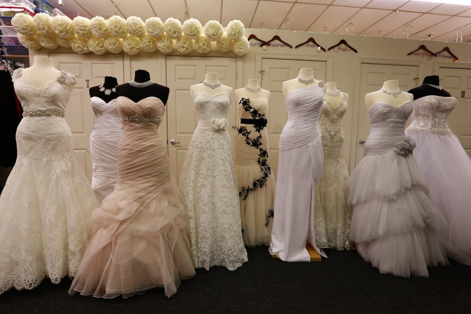 Gallery — Bride To Be Consignment