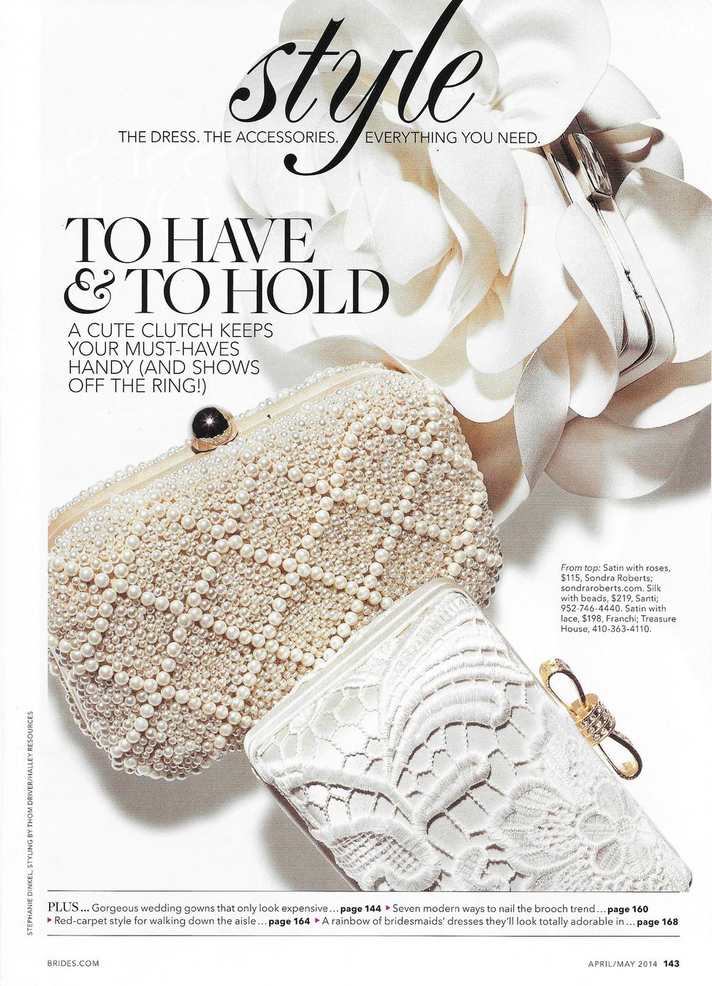 Brides Magazine NY