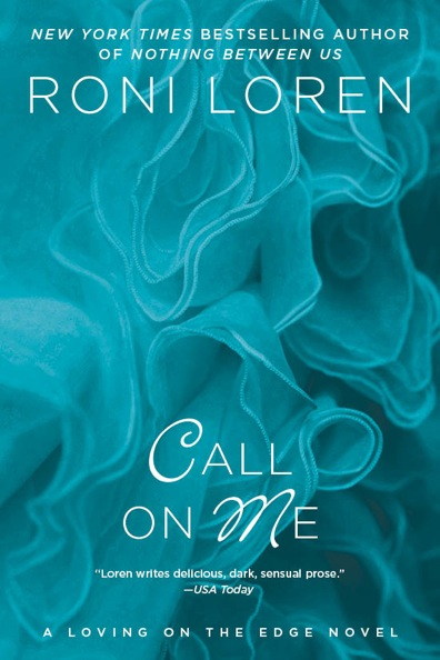 Call on Me book cover