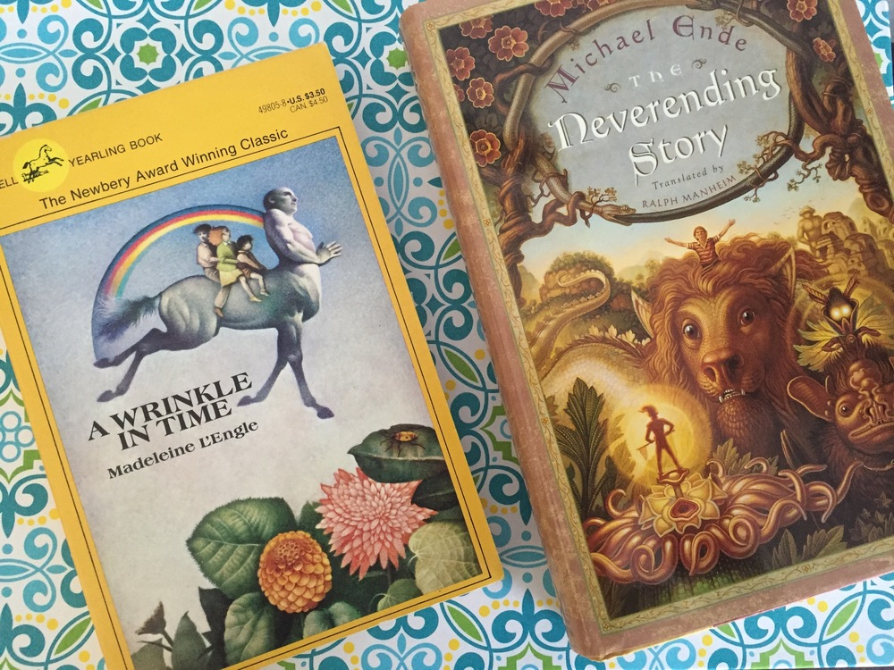 A Wrinkle in Time and The Neverending Story