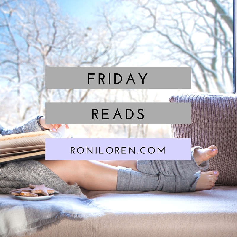 Friday Reads - Roni Loren