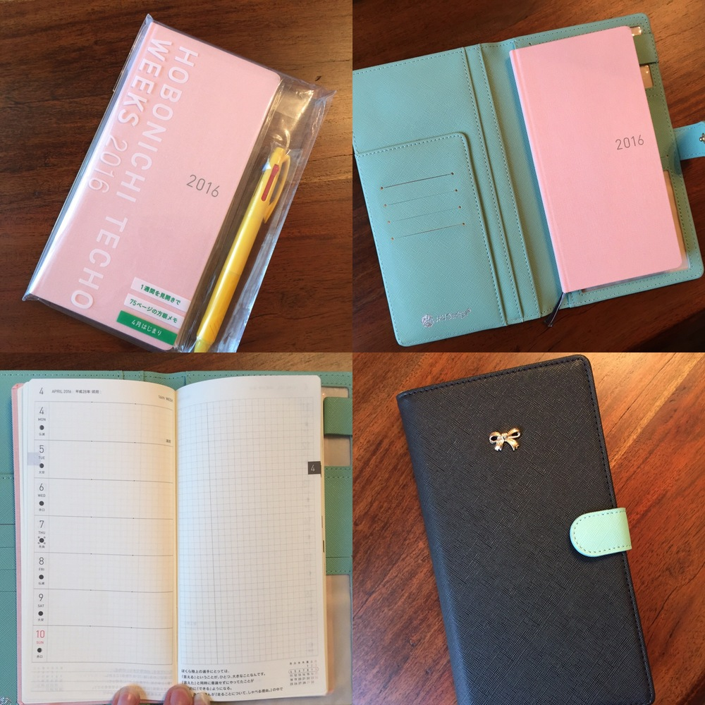 Planner Peek The Hobonichi Weeks And A Fauxbonichi