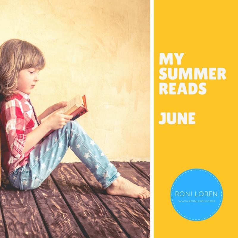 Summer Reads - June - Roni Loren