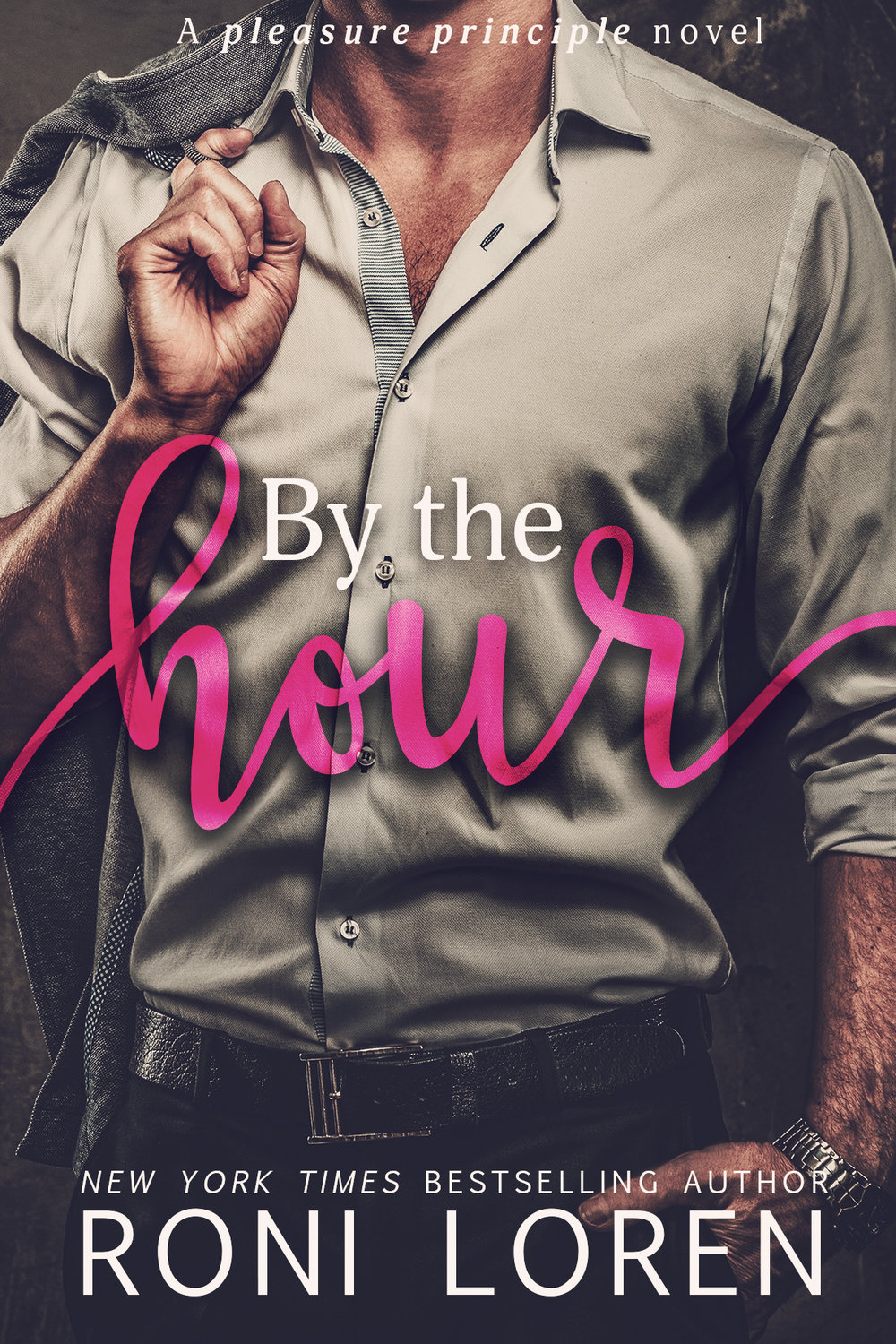 By the Hour - Book 2 in the Pleasure Principle series! Find out more.