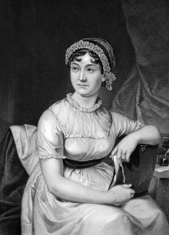 Money and inheritance play fascinating roles in Jane Austen's novels.