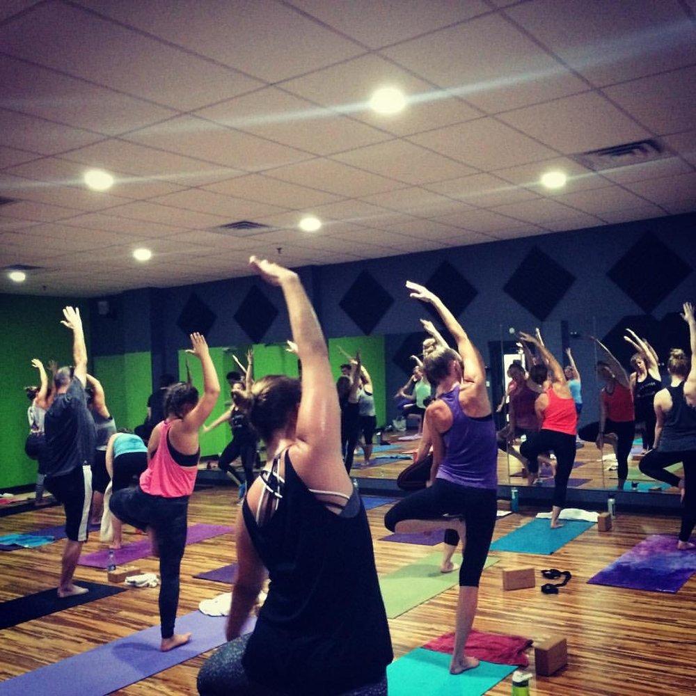 Detox Vinyasa Workshop