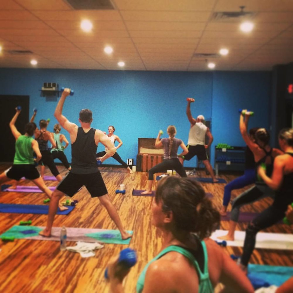 Sure Strength - Strength Training Yoga