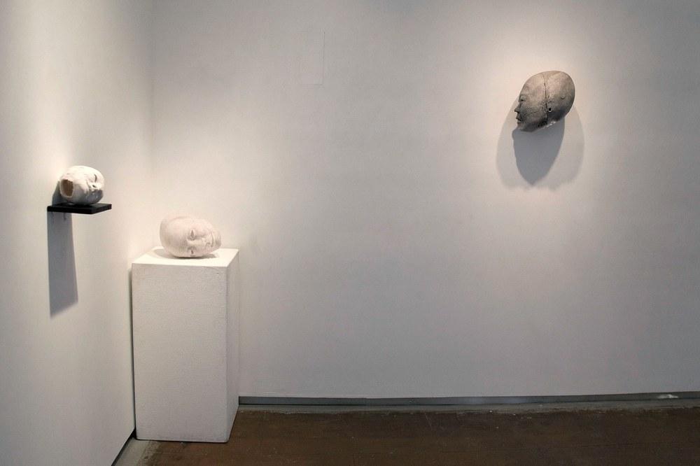 Sinter, Installation View, 2013