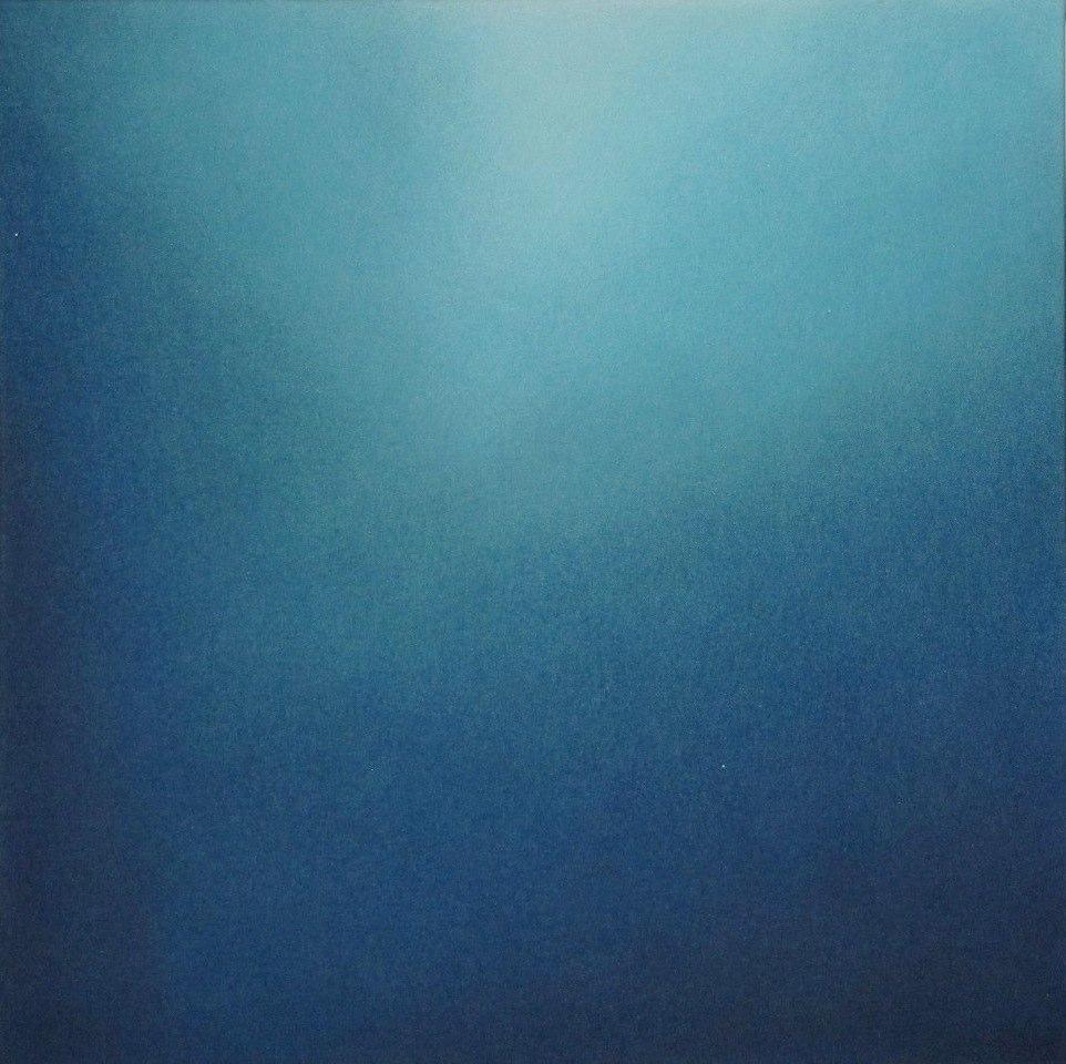 Dianne Romaine Chroma 13, 2010 acrylic on canvas 24 x 24 inches