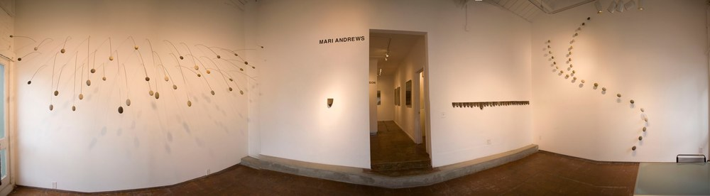 Mari Andrews Installation View