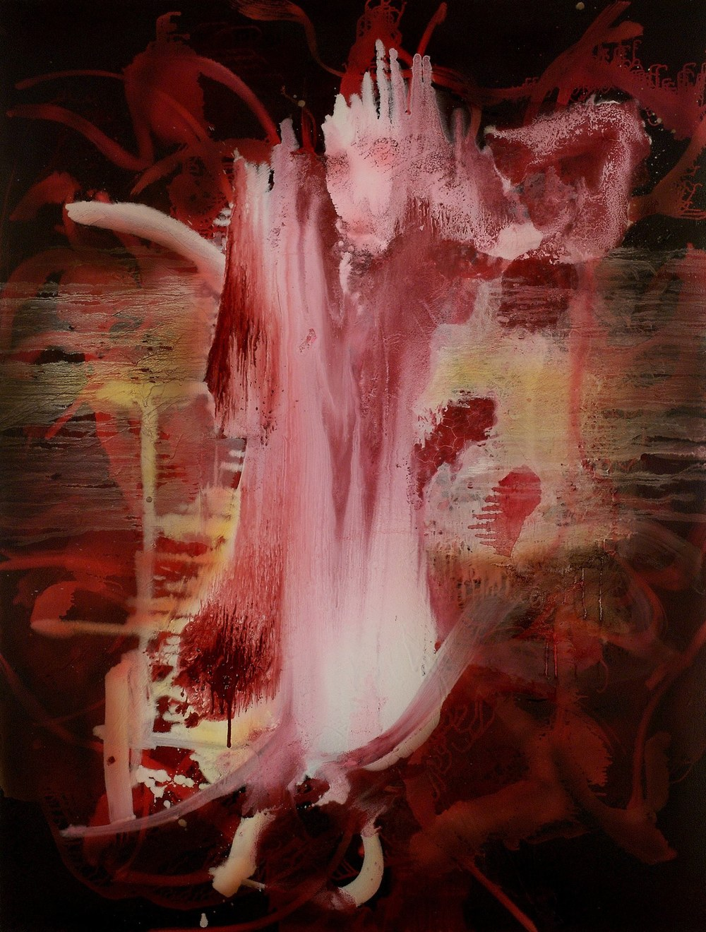 Jerry Carniglia Madonna, 2011 oil on canvas 75 x 57 inches