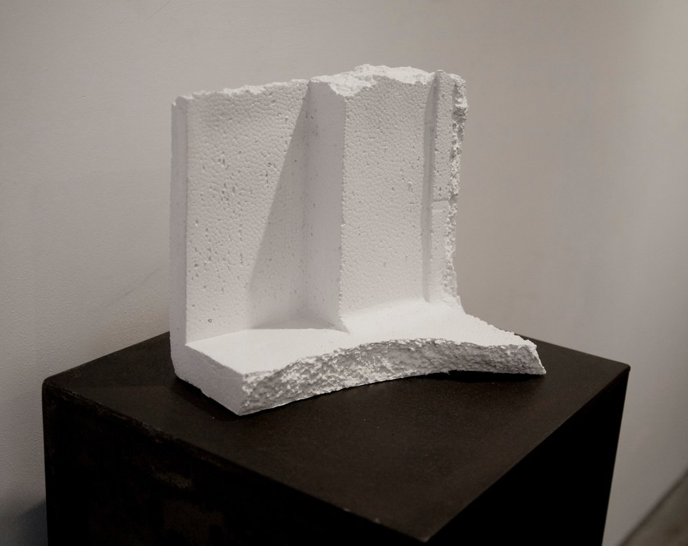 Randy Colosky Monument, 2013 bronze 9 x 6 x 8 inches