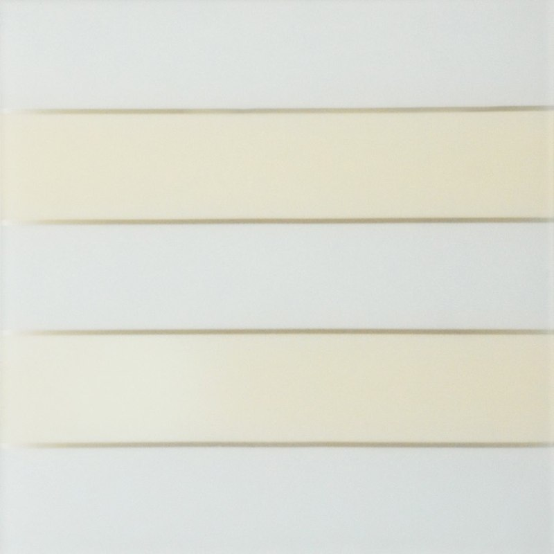 Keira Kotler Untitled 18 [Cut Painting], 2011 urethane and varnish on acrylic 24 x 24 inches