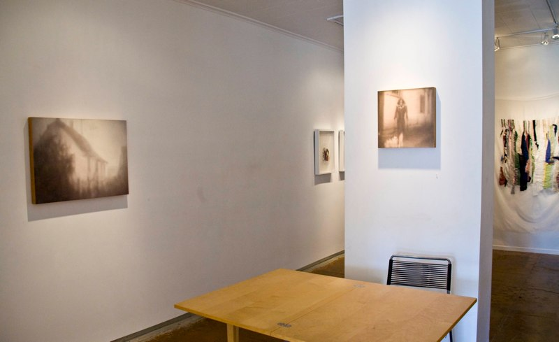 Domicile Tendencies Installation View, 2011