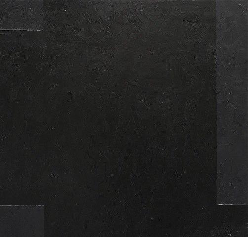 Macyn Bolt Interlude (B), 2010 acrylic on wood 15 x 16.5 inches