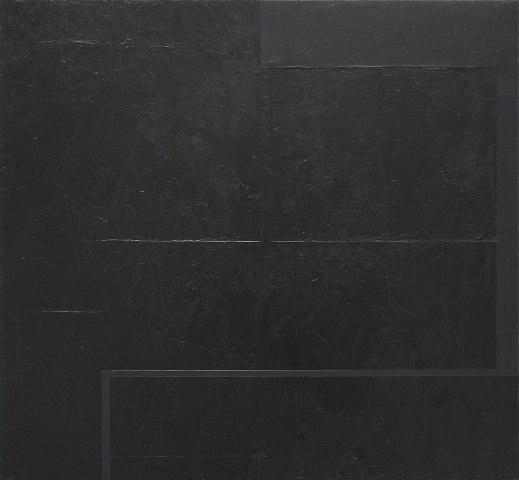 Macyn Bolt Interlude (D), 2010 acrylic on wood 15 x 16.5 inches