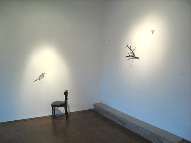 Sheila Ghidini Installation View variable sizes