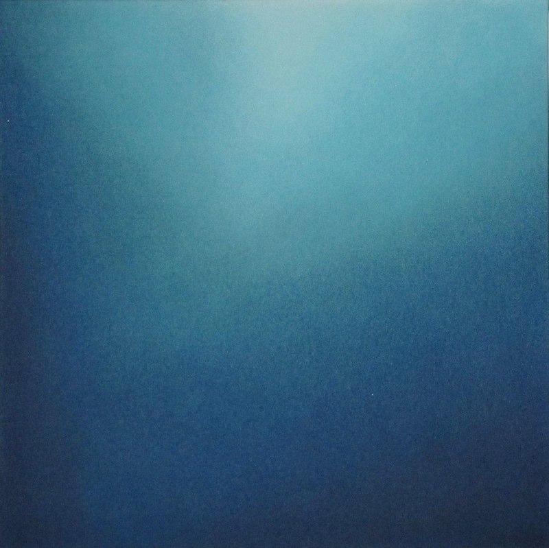 Chroma 13, 2010, acrylic on canvas, 24 x 24 inches