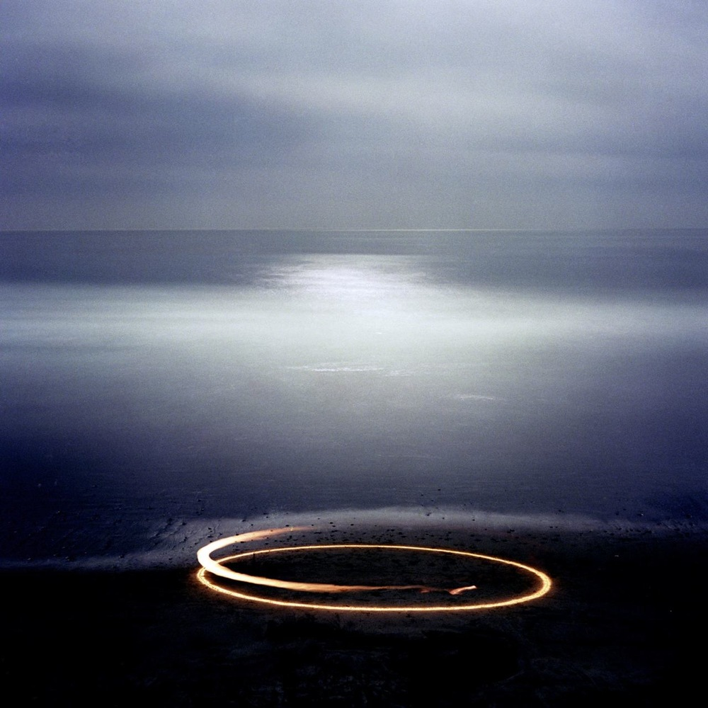 Ellipse Tide, 1982, Epson K3 inks on paper from Kodacolor negatives, 26 x 36 inches, ed. 11