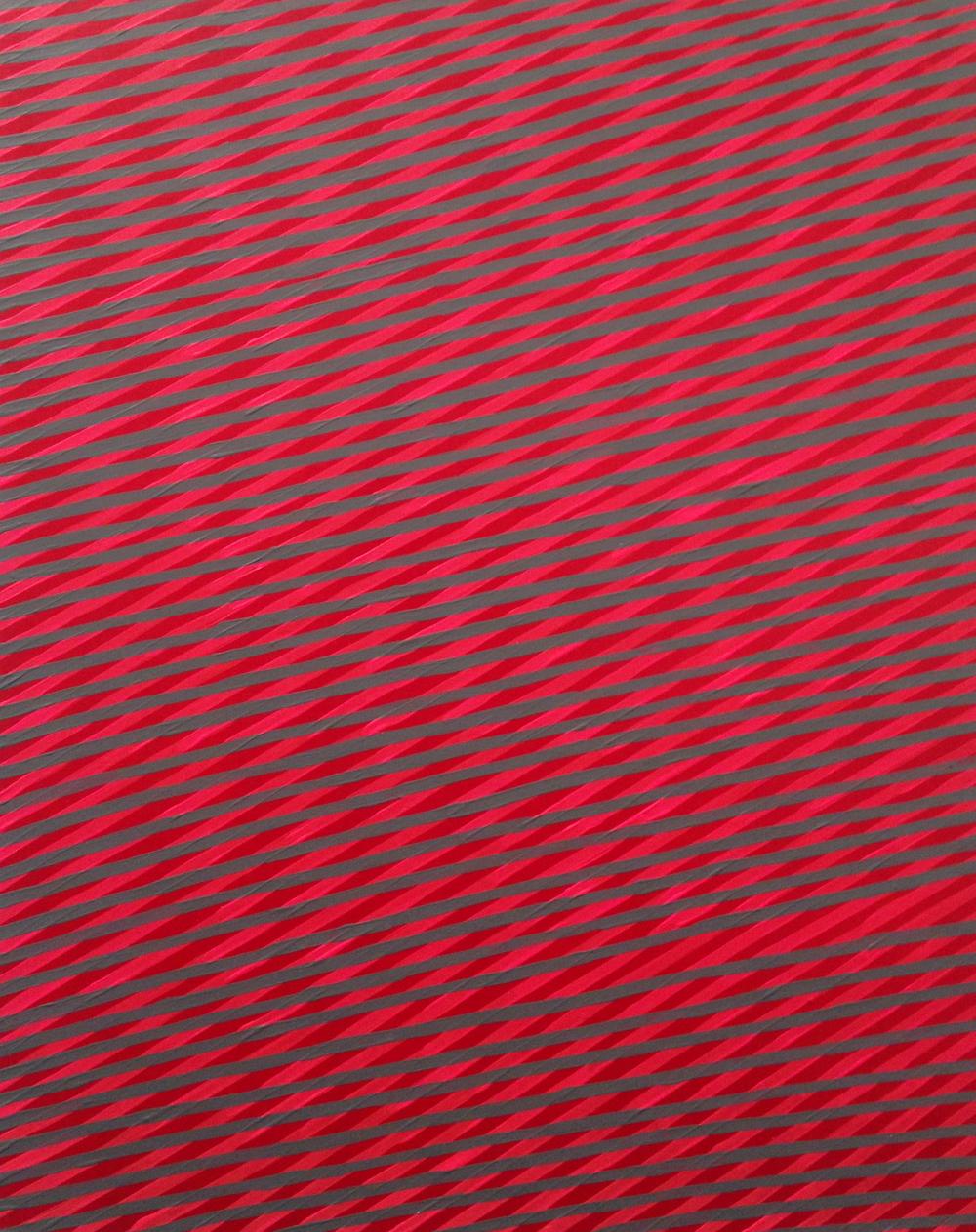 Mel Prest, Violen Dank, 2013, acrylic on panel, 14 x 11 x 2 inches