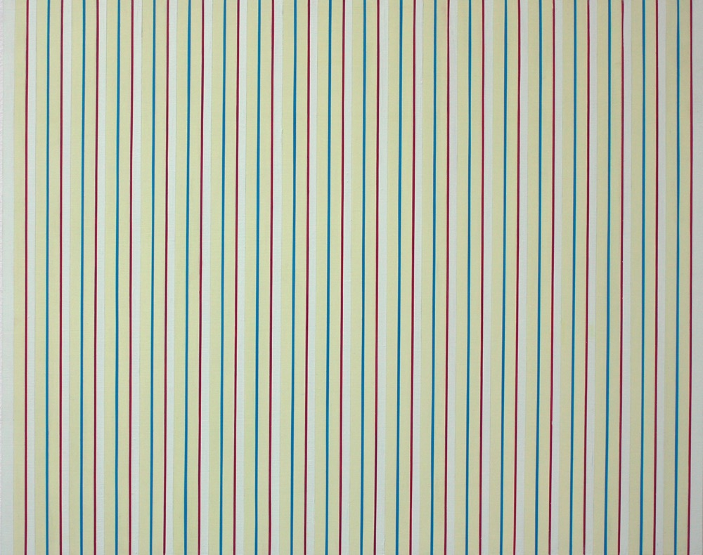 Thursdays And Saturdays, 2010, acrylic on panel, 24 x 30 inches