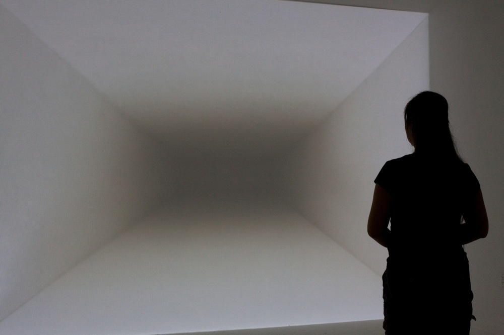 Wall Space, 2010, single channel video projection, dimensions variable