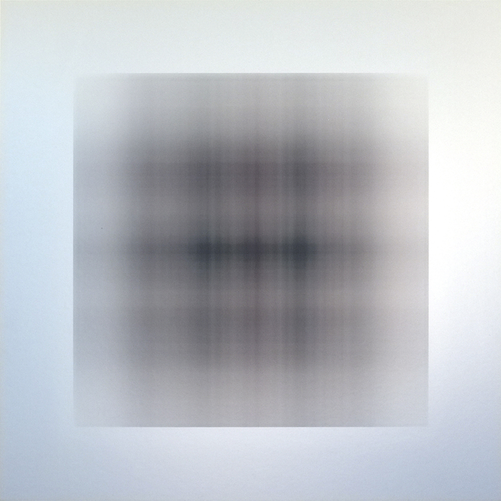 WAFER.333, 2015, archival inkjet print on aluminum, 20 x 20 inches