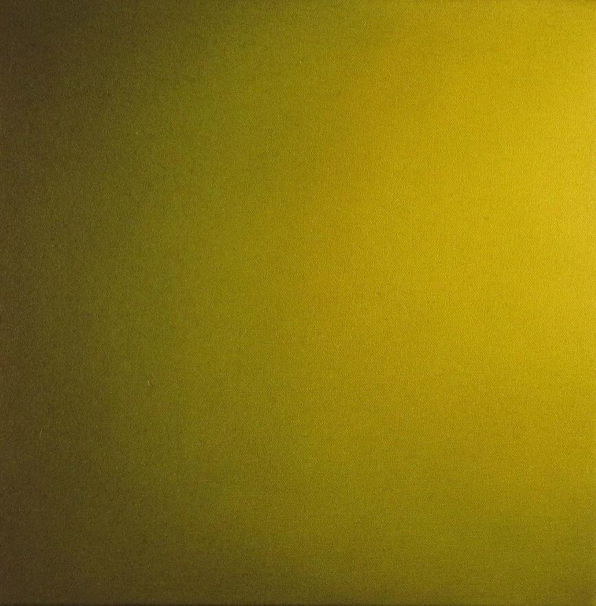 Chroma 5, 2010, acrylic on canvas, 12 x 12 inches