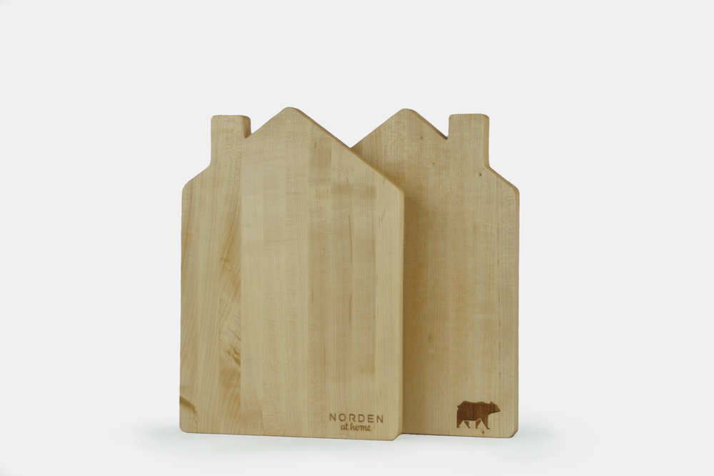 House Cutting Board -