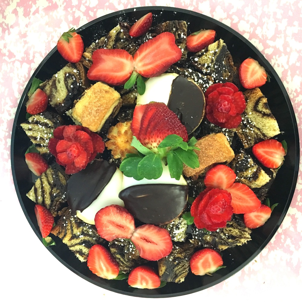 Baz Sweets Plate
