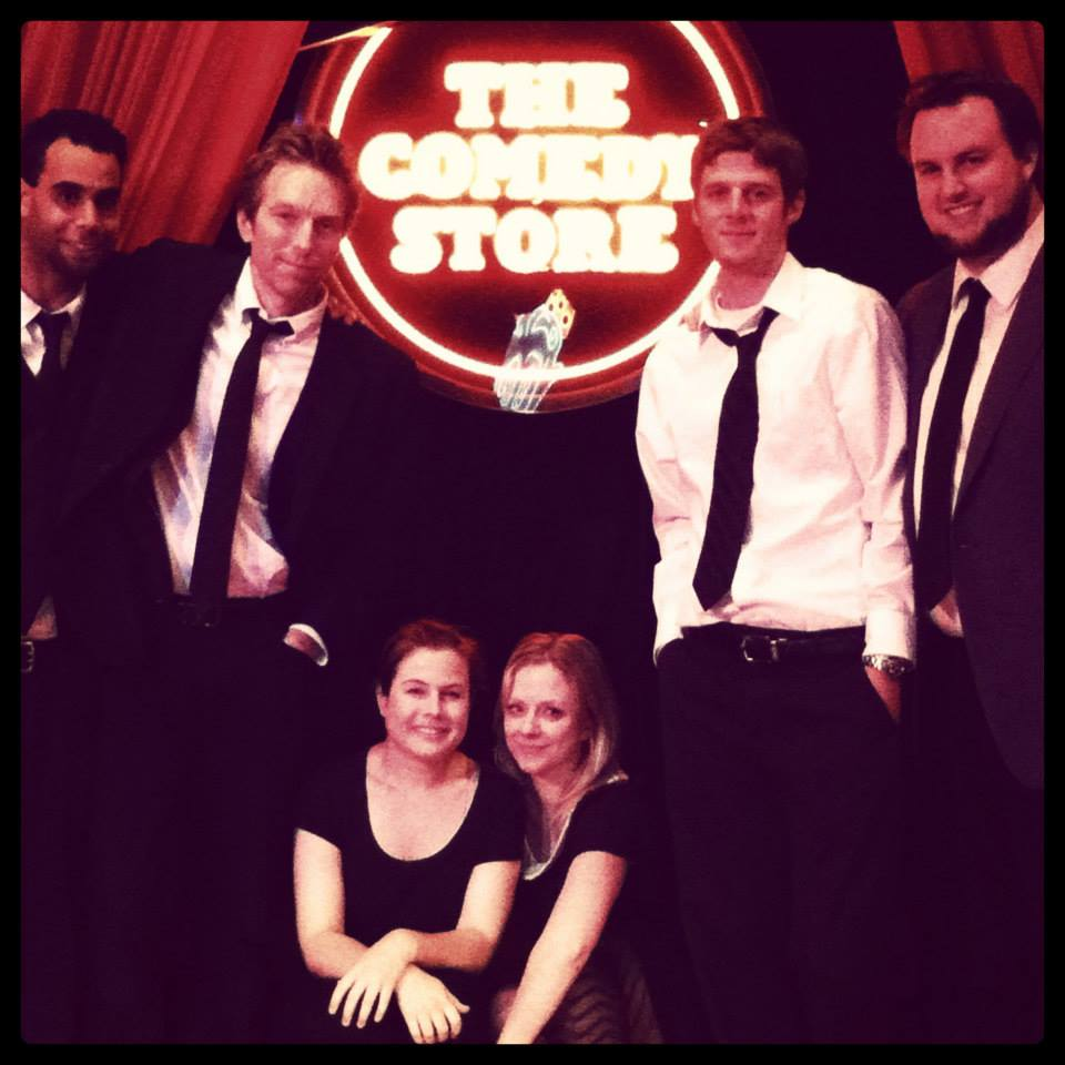 Sketchy at the Comedy Store