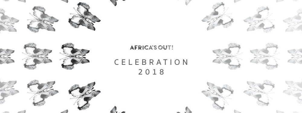 AFRICA'SOUT! Third Annual Celebration   1 June 2018