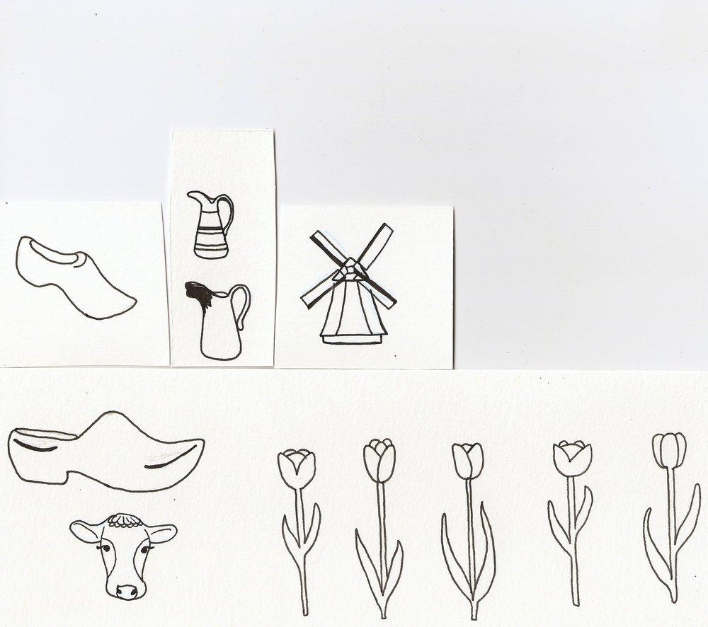 Motif sketches