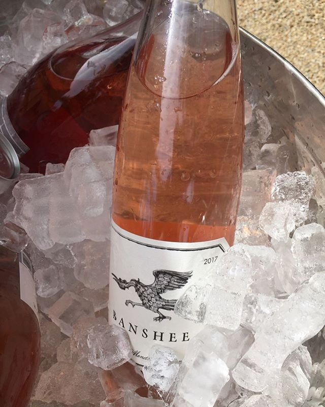 It's #NationalRoséDay - and you know we're celebrating! Stop by the tasting room to join the festivities with our rosé of Syrah, Grenache and Pinot - all from Mendocino County. 🎊🍷