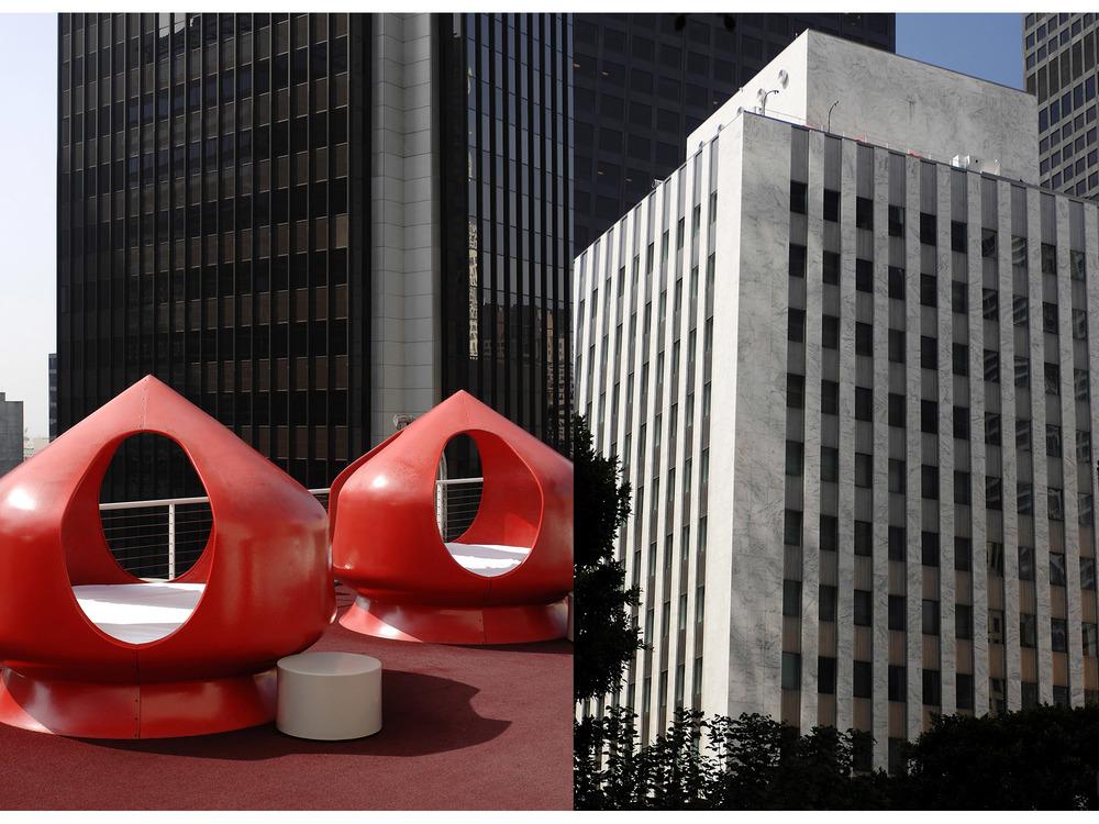 Standard , Los Angeles -