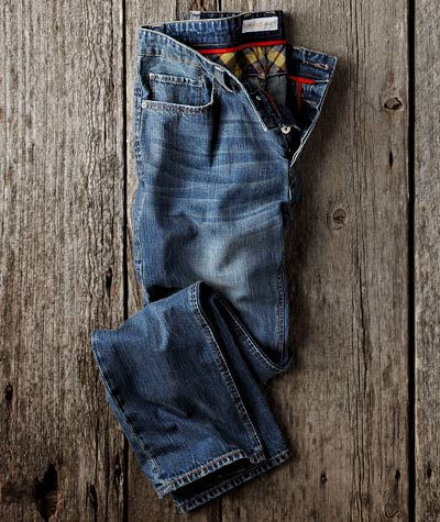 The jeans we would wear every day if we could — the C2C Elemental Jean