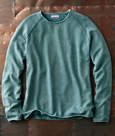 Green Room Sweater
