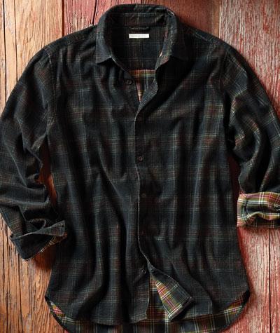 Carbon Cord Shirt