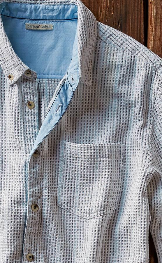 Portico Dobby Shirt