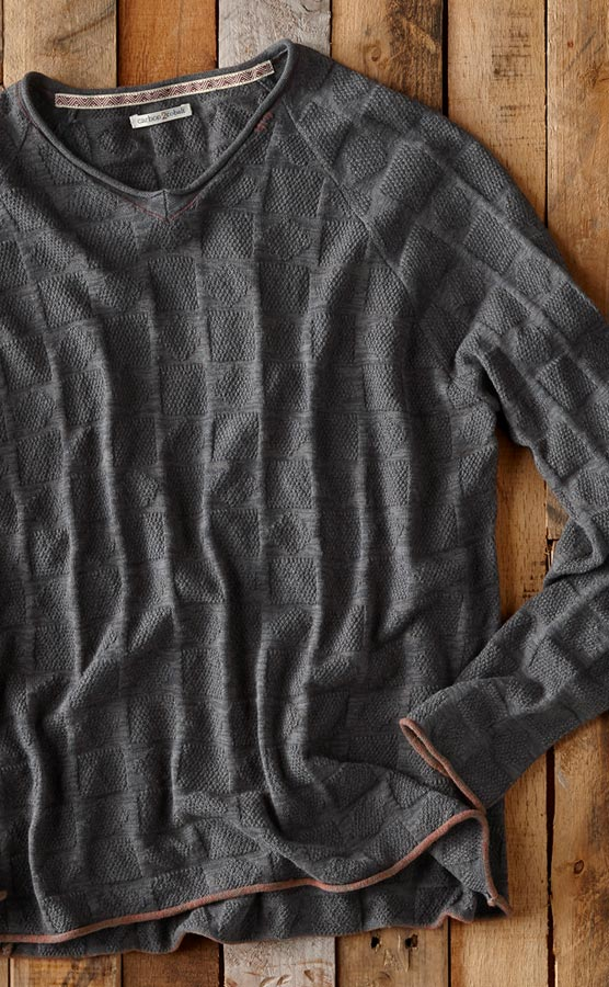 Boxwood Sweater