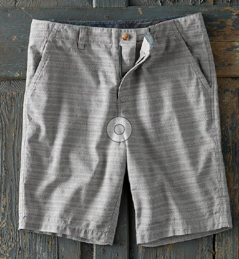 Topo Shorts
