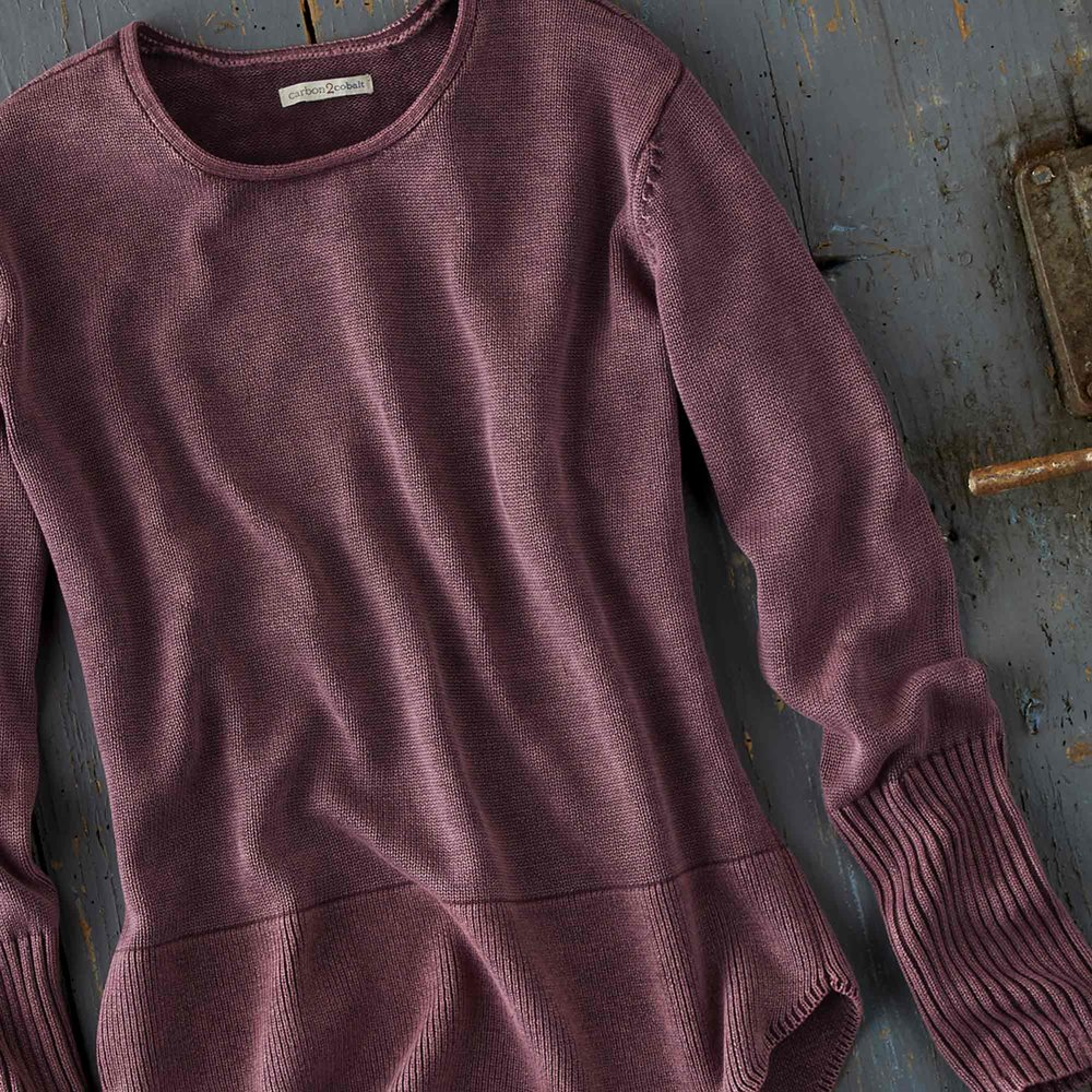 Framboise Sweater - On the Lighter Side