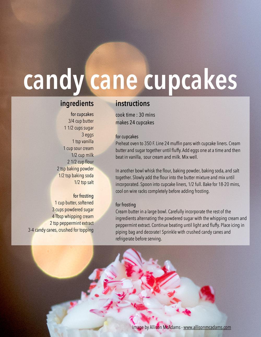 CandyCaneCupcakes