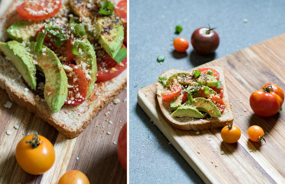 Cincinnati Food Photographer | Avocado Toast | Allison McAdams.jpg.jpg