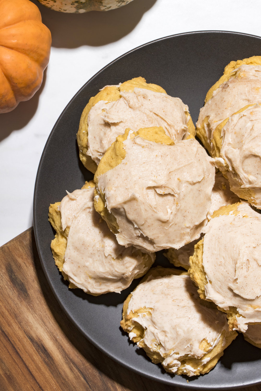 Cincinnati Food Photographer | Pumpkin Cookies | Allison McAdams.jpg