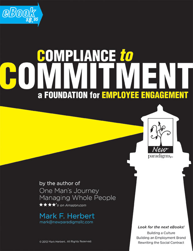 Compliance to Commitment by Mark F. Herbert