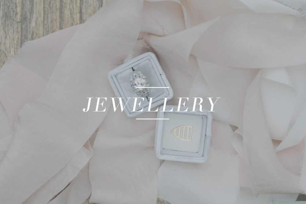 Bridal Jewellery available for purchase on LOVE FIND CO.