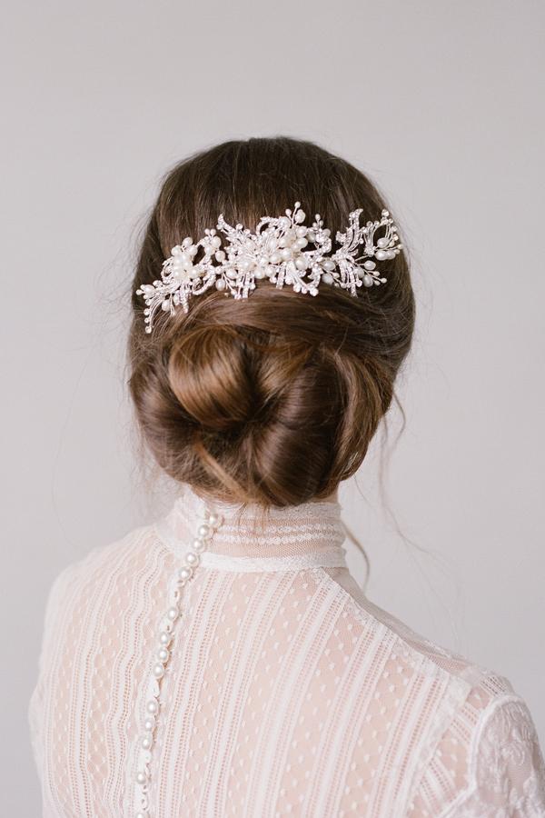 KARINA SILVER CRYSTAL HAIR COMB BRIDAL HEADPIECE I.jpg