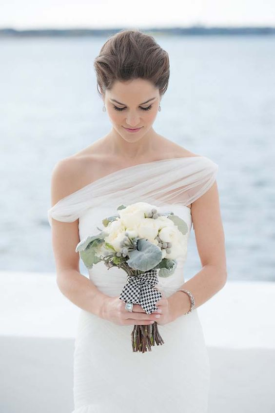 LOVE FIND CO. // OUR GUIDE TO BRIDAL NECKLINES