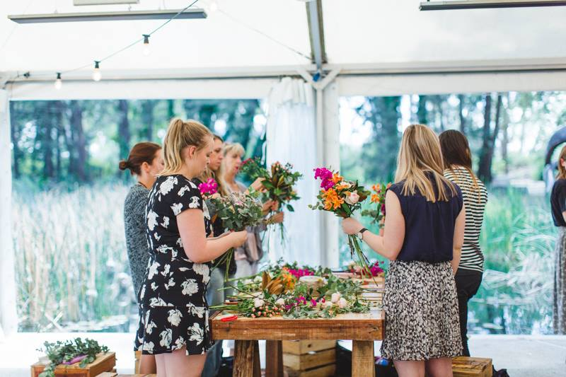 LOVE FIND CO. // 8 WAYS TO HAVE A GROWN UP HEN'S PARTY // THE FLORAL SOCIETY